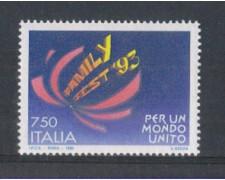 1993 - LOTTO/7016 - REPUBBLICA - FAMILY FEST 93 - NUOVO