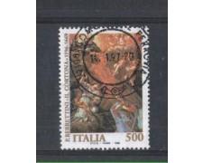1996 - LOTTO/7121U - REPUBBLICA - PIETRO BERRETTINI - USATO