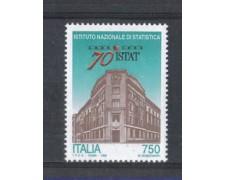 1996 - LOTTO/7128 - REPUBBLICA - ISTAT - NUOVO
