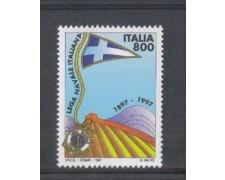 1997 - LOTTO/7154 - REPUBBLICA - LEGA NAVALE