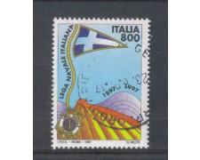 1997 - LOTTO/7154U - REPUBBLICA - LEGA NAVALE - USATO
