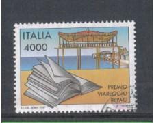 1997 - LOTTO/7165U - REPUBBLICA - PREMIO VIAREGGIO - USATO