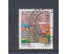 1997 - LOTTO/7170U - REPUBBLICA - PIANO MARSHALL - USATO