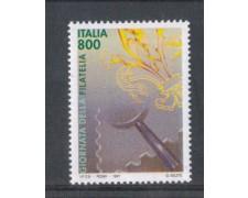 1997 - LOTTO/7174 - REPUBBLICA - GIORNATA FILATELIA