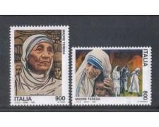 1998 - LOTTO/7204 - REPUBBLICA - MADRE TERESA