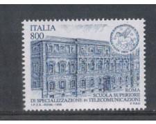 1998 - LOTTO/7207 - REPUBBLICA - SCUOLA DI TELECOMUNICAZIONI