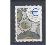 1998 - LOTTO/7213U - REPUBBLICA - ITALIA 98 - USATO