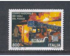 1999 - LOTTO/7228 - REPUBBLICA - VIGILI DEL FUOCO