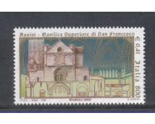 1999 - LOTTO/7242 - REPUBBLICA - BASILICA DI S. FRANCESCO