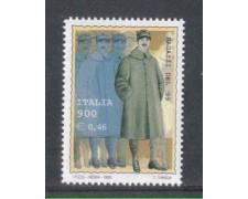 1999 - LOTTO/7249 - REPUBBLICA - RAGAZZI DEL 1899