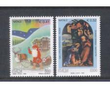 1999 - LOTTO/7250 - REPUBBLICA - NATALE
