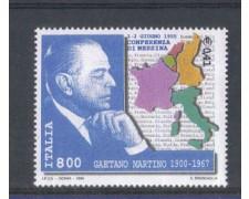 2000 - LOTTO/7300 - REPUBBLICA - GAETANO MARTINO