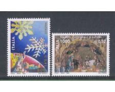 2000 - LOTTO/7302 - REPUBBLICA - NATALE