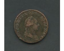 1781 - LOTTO/M16062-  1KREUZER  JOSEPH II°