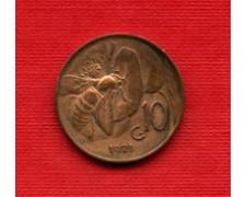 1921 - LOTTO/M16669 - REGNO - 10 CENTESIMI APE
