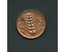 1936 - LOTTO/18480 - REGNO - 5 CENT. SPIGA II° TIPO