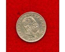 1863 - REGNO - 20 CENT. ARGENTO  - LOTTO/M25341