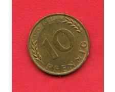 1950 D - GERMANIA FEDERALE - 10 PFENNIG - LOTTO/M28188