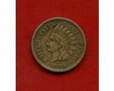 1859 - STATI UNITI - 1 CENTESIMO INDIANO - LOTTO/M30759