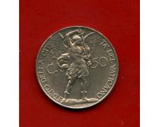 1933/1934 - VATICANO - 50 CENTESIMI  GIUBILEO - LOTTO/M31194