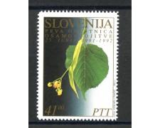 1992 - SLOVENIA - 1° ANNIVERSARIO INDIPENDENZA - NUOVO - LOTTO/33657