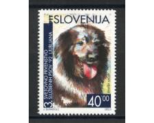 1992 - SLOVENIA - CAMPIONATO CANI DI RAZZA - NUOVO - LOTTO/33659