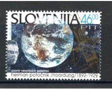 1992 - SLOVENIA - HERMANN POTOCNIK - NUOVO - LOTTO/33662