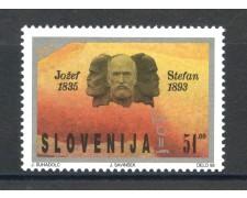 1993 - SLOVENIA - JOZEF  STEFAN FISICO - NUOVO - LOTTO/33667
