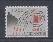 1962 - LOTTO/7878 - SAN MARINO - EUROPA 1v. NUOVO