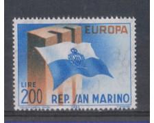 1963 - LOTTO/7885 - SAN MARINO - EUROPA