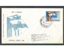 1963 - LOTTO/7885Z - SAN MARINO - EUROPA - FDC