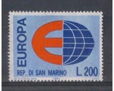 1964 - LOTTO/7892 - SAN MARINO - EUROPA