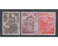 1965 - LOTTO/7895 - SAN MARINO - GIRO D'ITALIA
