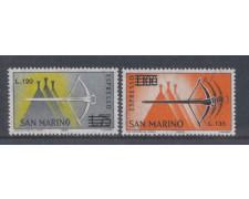 1965 - LOTTO/7898 - SAN MARINO - ESPRESSI