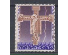 1967 - LOTTO/7911 - SAN MARINO - LA CROCEFISSIONE