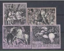 1968 - LOTTO/7914 - SAN MARINO - PAOLO UCCELLO