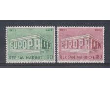 1969 - LOTTO/7918 - SAN MARINO - EUROPA