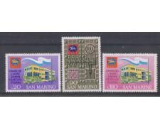 1971 - LOTTO/7930 - SAN MARINO - STAMPA FILATELICA