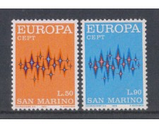 1972 - LOTTO/7934 - SAN MARINO - EUROPA - NUOVI