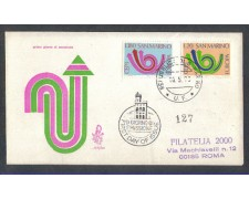 1973 - LOTTO/7942Z - SAN MARINO - EUROPA - FDC