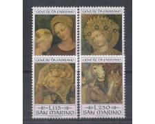 1973 - LOTTO/7948 - SAN MARINO - NATALE NUOVI