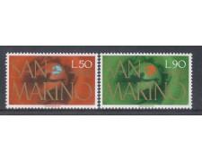 1974 - LOTTO/7953 - SAN MARINO - U.P.U.