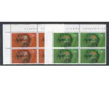 1974 - LOTTO/7953Q - SAN MARINO - U.P.U. - QUARTINE