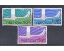 1974 - LOTTO/7954 - SAN MARINO - VOLO A VELA