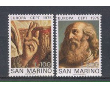 1975 - LOTTO/7959 - SAN MARINO - EUROPA 2v. - NUOVI