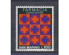 1975 - LOTTO/7962 - SAN MARINO - CONGRESSO DI FARMACIA - NUOVO