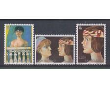 1975 - LOTTO/7963B - SAN MARINO - ANNO DELLA DONNA