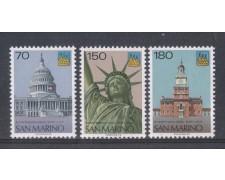 1976 - LOTTO/7966 - SAN MARINO - BICENTENARIO USA