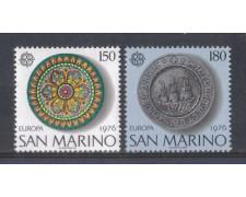 1976 - LOTTO/7968 - SAN MARINO - EUROPA