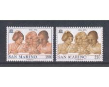 1976 - LOTTO/7970 - SAN MARINO - U.N.E.S.C.O.